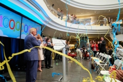 SWFLCC $1M Pledge to Reach $100M Goal for Children's Hospital- 11/2/16