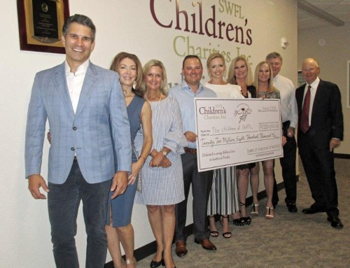 SWFL Children's Charities presents $1.79 million in grants to beneficiaries of 2019 Southwest Florida Wine & Food Fest