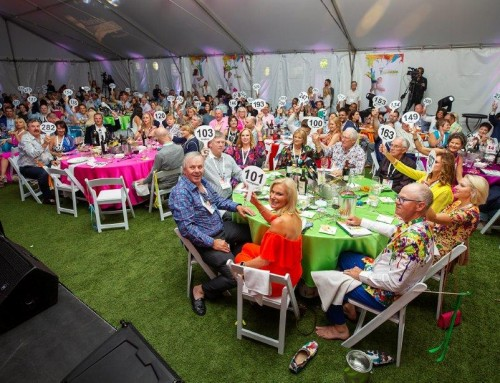 SWFL Children's Charities, Inc. presents more than $1.4 Million in grants to beneficiaries of the 2020 SWFL Wine & Food Fest