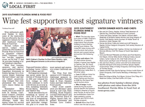 NP 12-8-14 2015 Wine fest supporters toast signature vintners-300