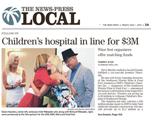 NP 5-1-15 Children's hospital in line for 3 million