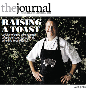 The Journal Raising A Toast