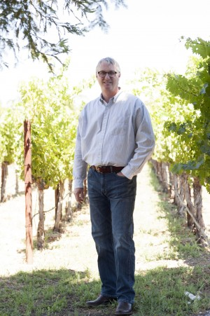 Wine Fest signature vintner Mike Smith